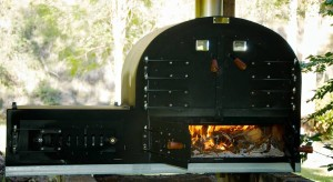 wood-fired-oven-Nightfall-camp-queensland-wilderness-experience