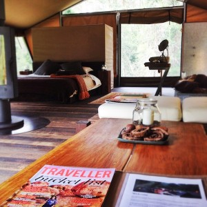 bucketlist glamping queensland luxury camping Nightfall